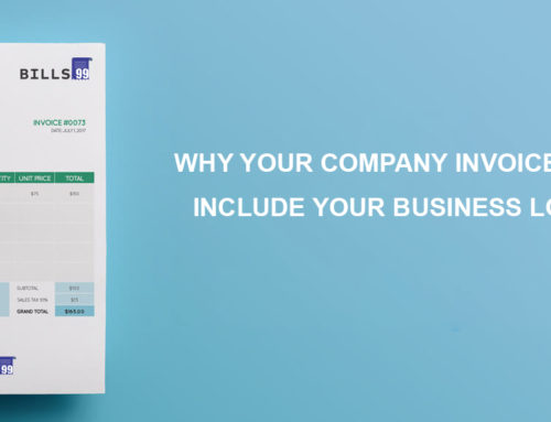 Why Your Company Invoice Must Include Your Business Logo?